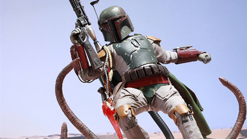 just how did Boba Fett survive the Sarlacc Pit? - Mandalorian