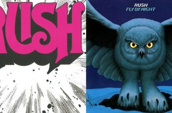 Rush and Fly by Night