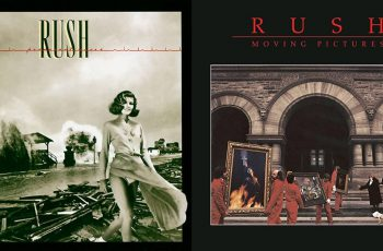Rush - Permanent Waves and Moving Pictures