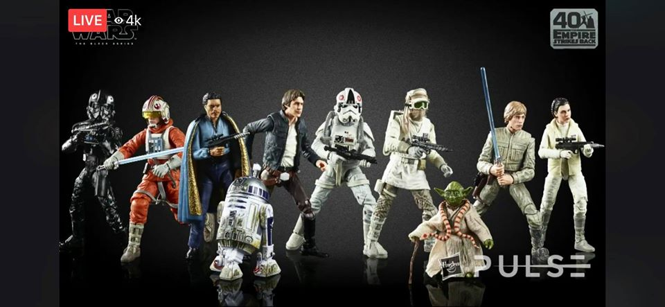 Hasbro 40th Empire Strikes Back
