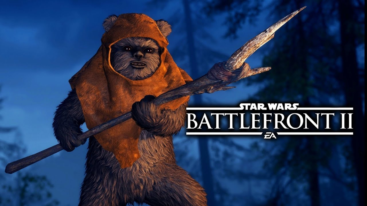Star Wars: Battlefront II Update – Ewoks And ISB Agents!