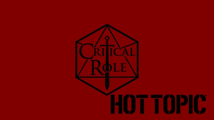 Critical Role Blanket Coming To Hot Topic