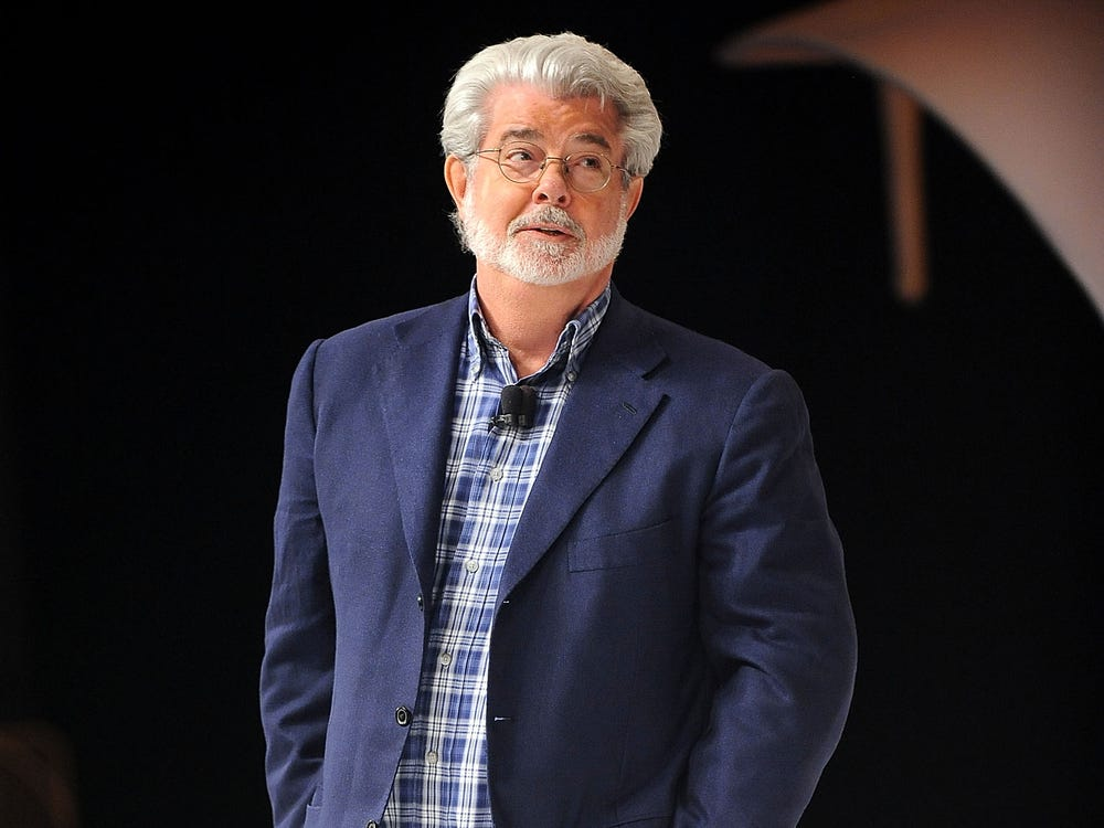 George Lucas Makes Surprise Cameos in 'The Rise of Skywalker,' 'The Last Jedi' and 'Rogue One'