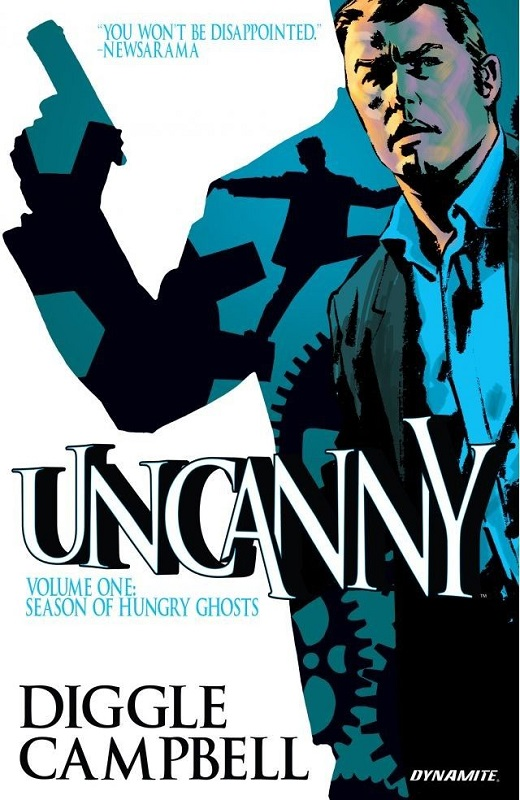 Comic Rewind: Uncanny Vol. 1: Season of Hungry Ghosts