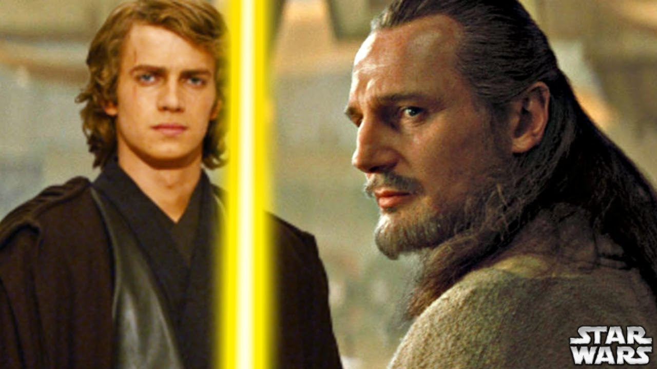 What If Qui-Gon Jinn Trained Anakin Skywalker?