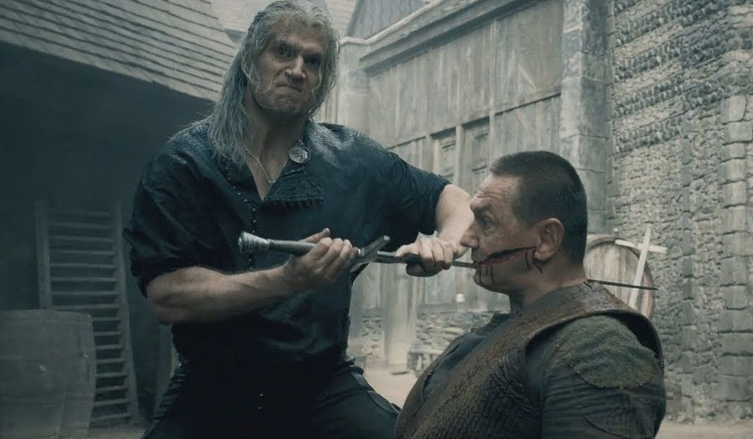 Henry Cavill Pulls Back the Veil on The Witcher Fight Scenes