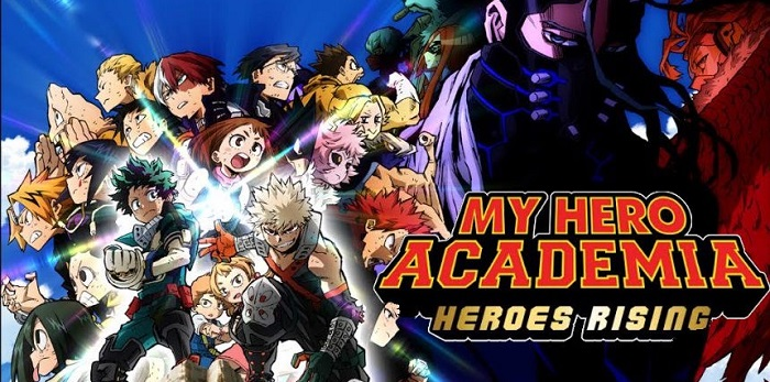 My Hero Academia: Heroes Rising – Fun, But Incomplete (REVIEW)