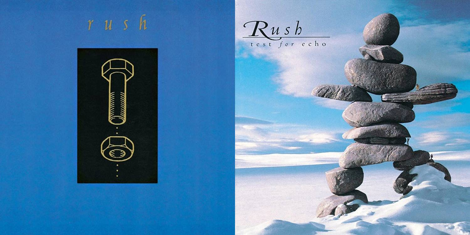 "Rush – The 90's: ""Counterparts"" & ""Test for Echo"""