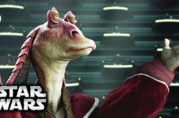 FInal Fate Of Jar Jar Binks