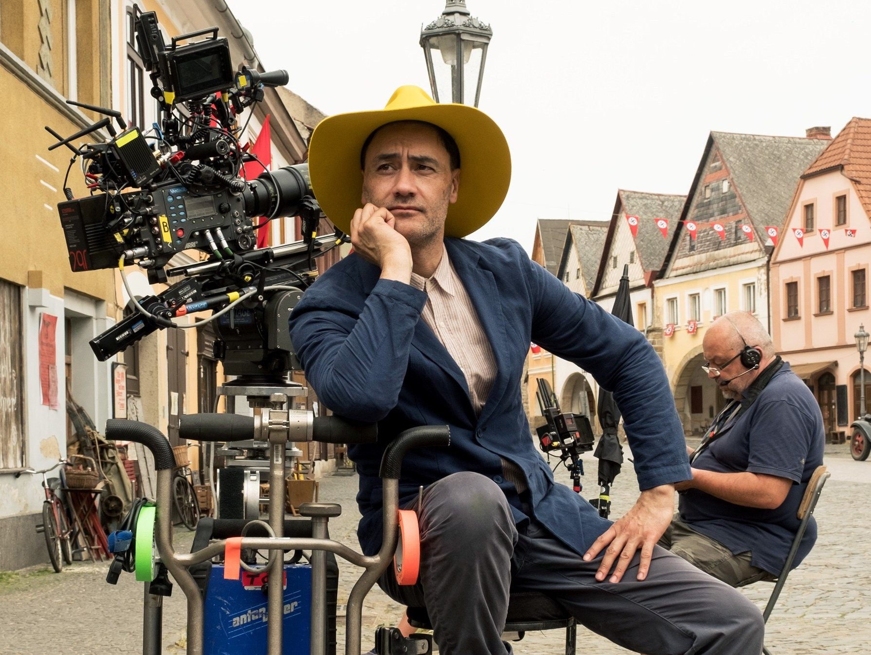 A Timeline of Upcoming Taika Waititi Projects