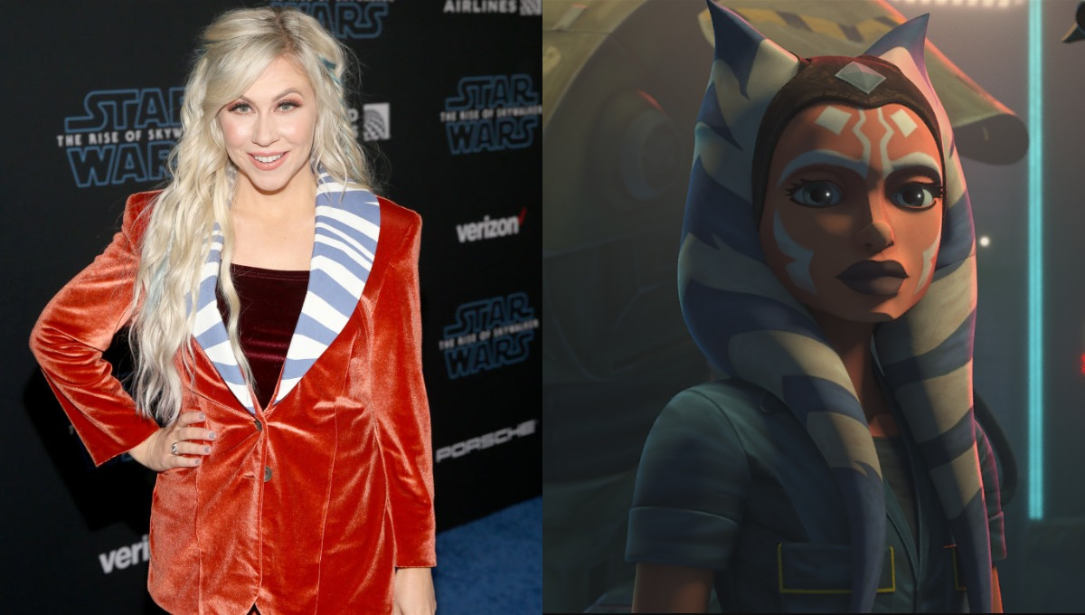 Ashley Eckstein Confirms She Won't Be Voicing Ahsoka In The Mandalorian