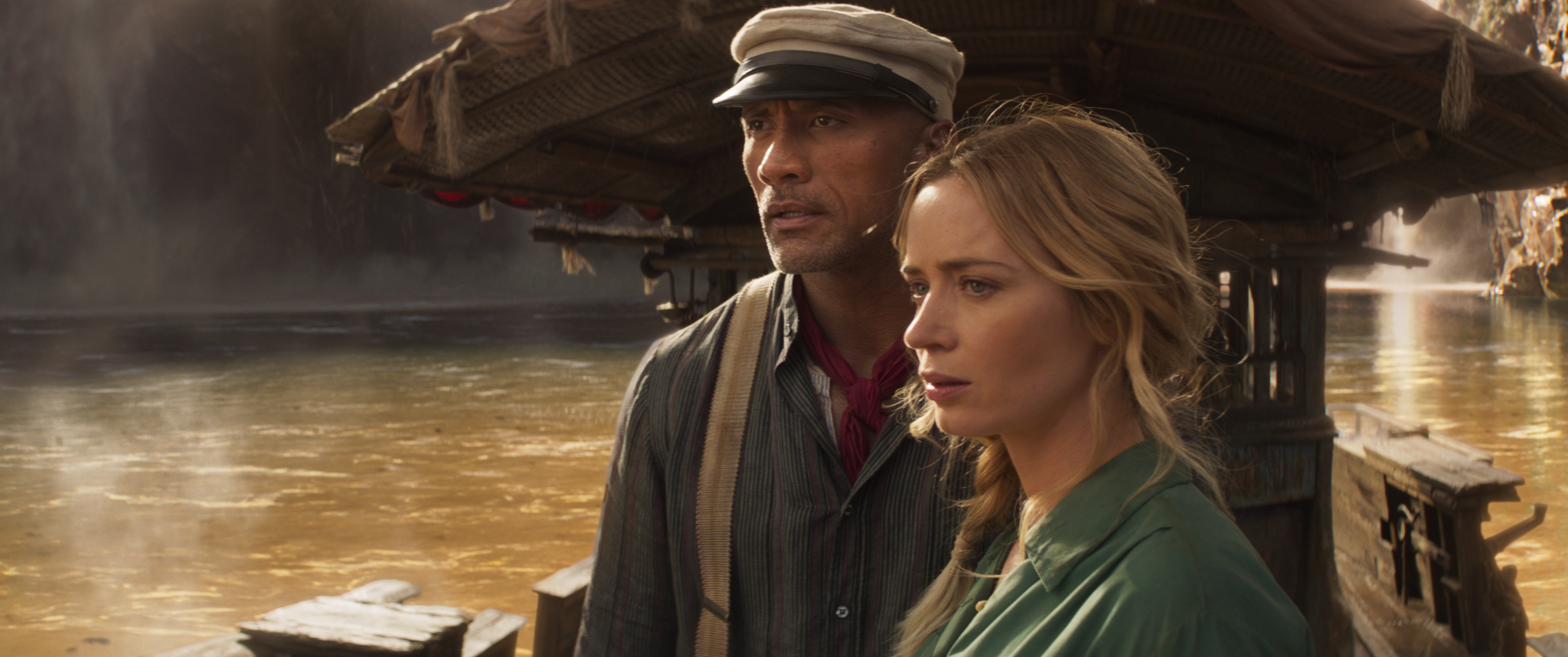 Disney's 'Jungle Cruise' Sets Theatrical + Streaming Simultaneous Release