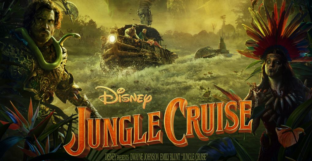 New Trailer for Disney's Jungle Cruise Wows - That Hashtag Show