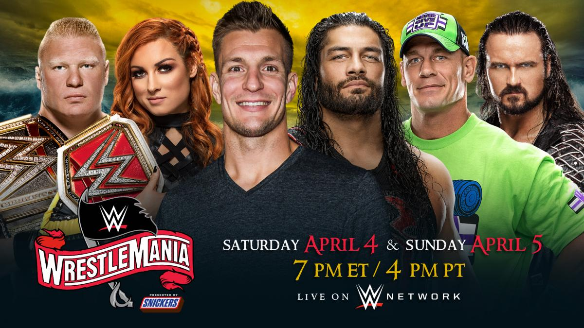 Wrestlemania 36 Night One Review