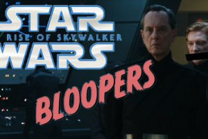 Rise of Skywalker Bloopers
