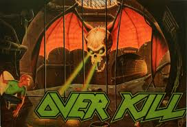 Under The Influence – Overkill – Music Rec 3/17