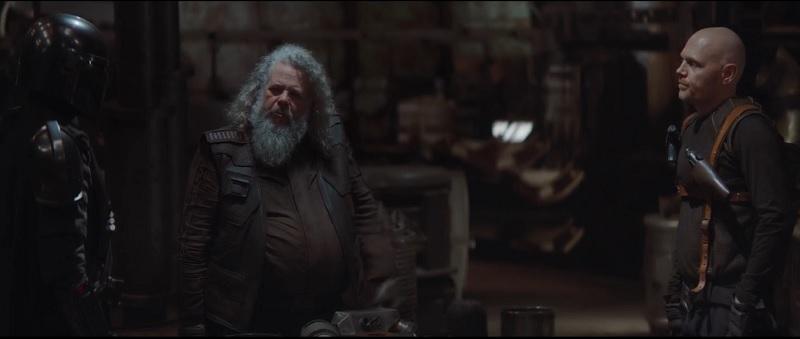 Star Wars Bill Burr Back For The Mandalorian Season 2 That Hashtag Show