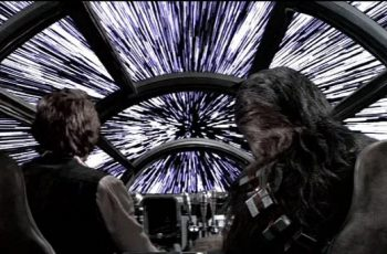 Haunted Millennium Falcon; Chewbacca