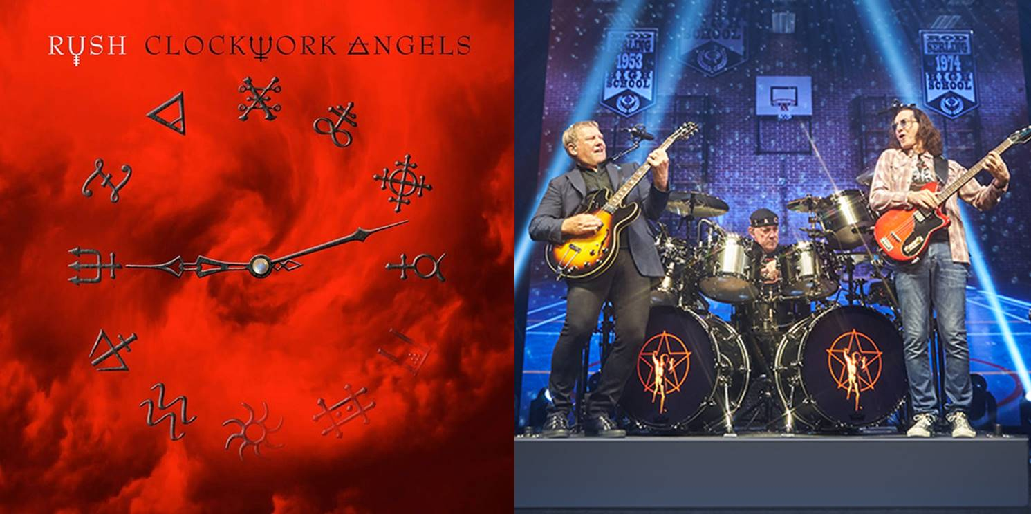 "Rush – ""Clockwork Angels"", Their Legacy, & Final Thoughts"