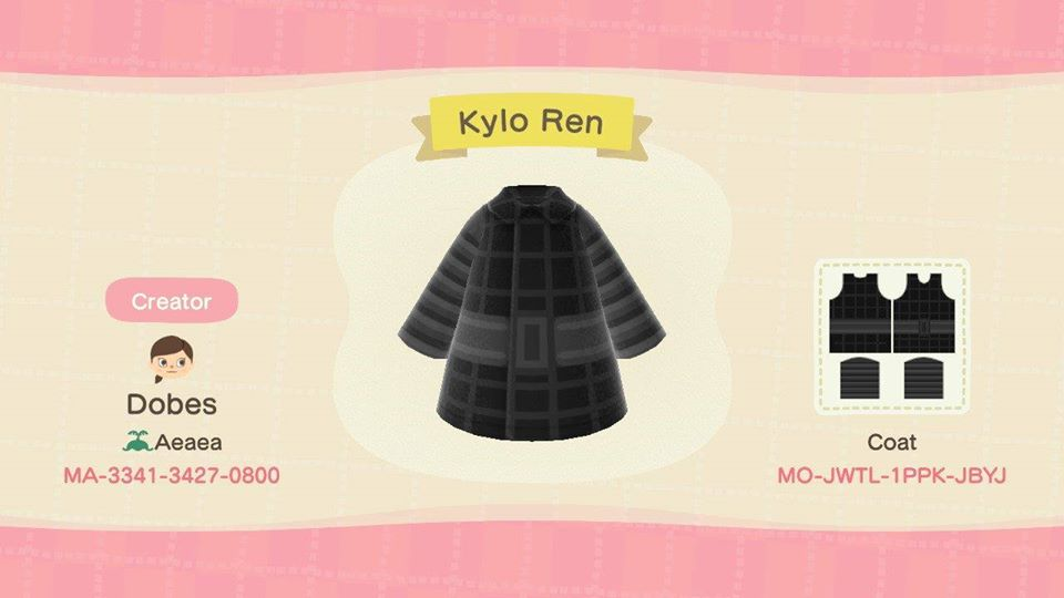 Animal Crossing Kylo
