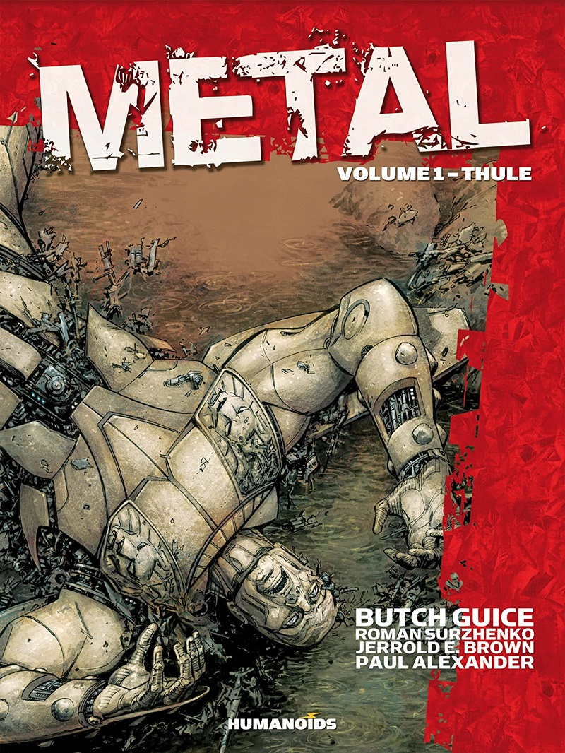 Comic Rewind: Metal