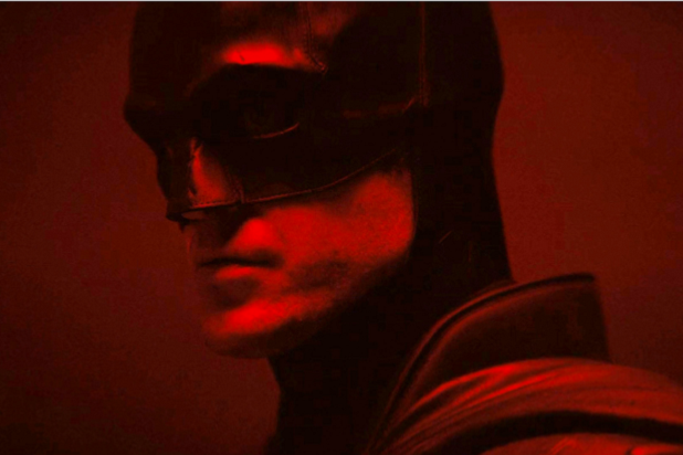 Robert Pattinson as The Batman