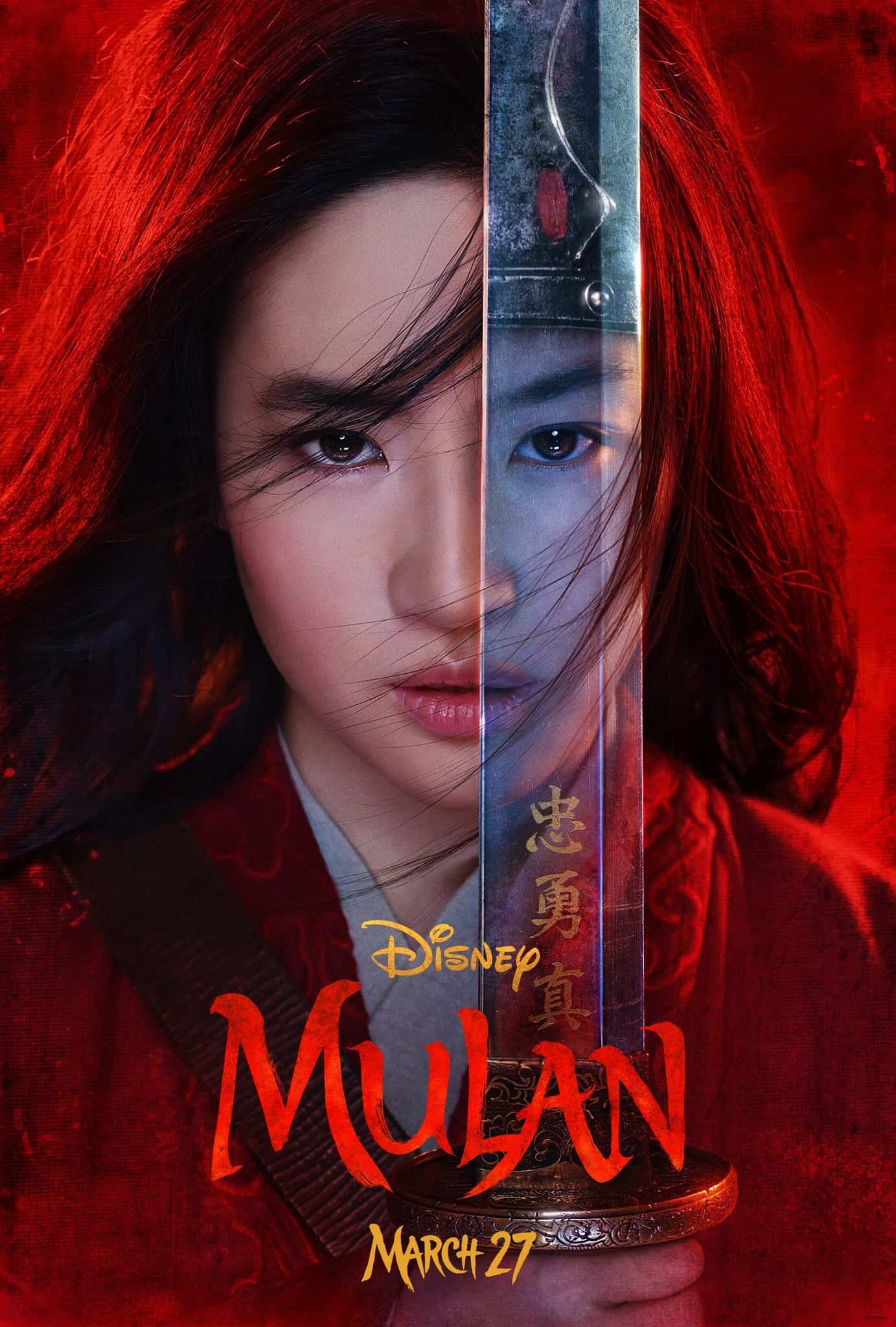 """Mulan"": Disney Insists Has July Theatrical Release"