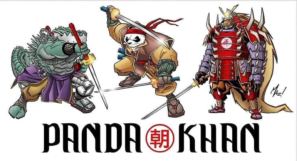 Panda Khan To Return In Comic Book And Animated Adventures