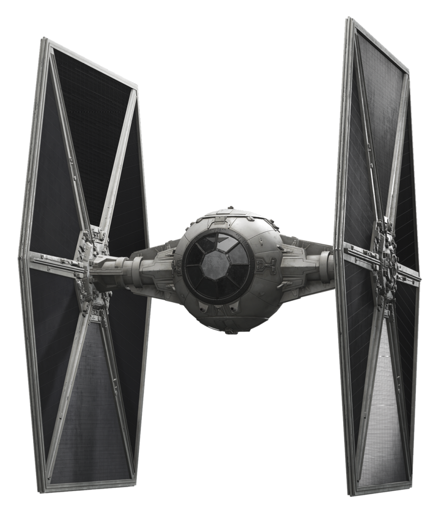 TIE Fighter is a joke to everyone.