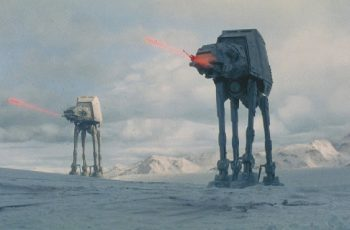 The Empire Strikes Back; Hoth;