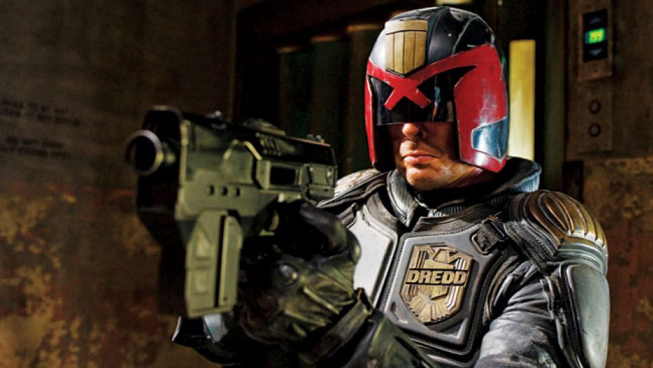 Judge Dredd TV Series Written, Looking for a Streaming Home