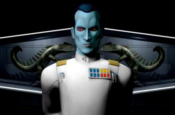 Bridger and Thrawn series