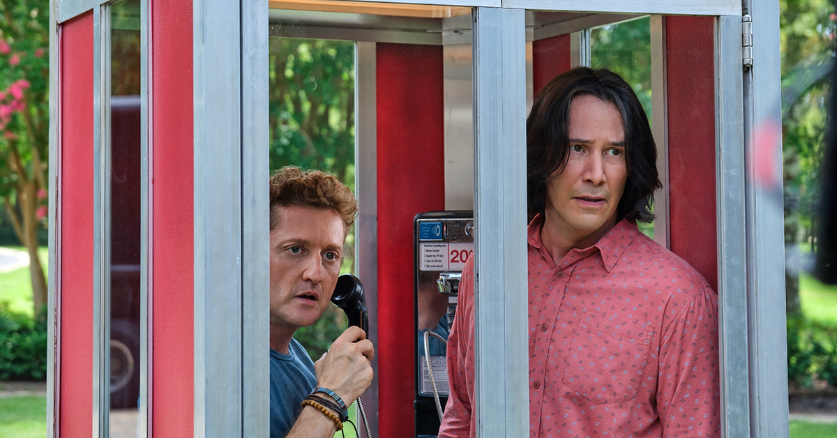 A Truly Unhateable Film, Bill and Ted: Face The Music Review