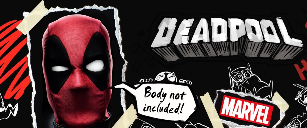 Hasbro: Deadpool's Head Available For Pre-order (body not included)
