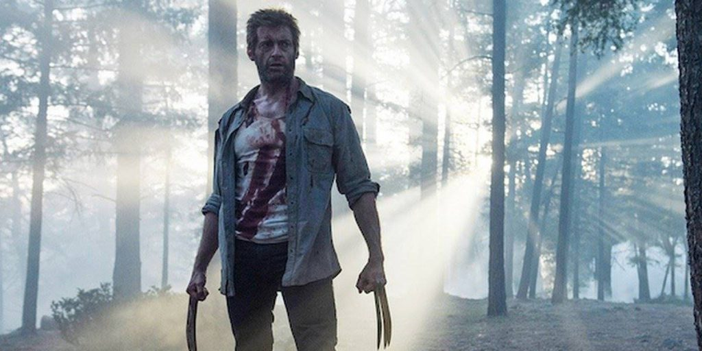 Hugh Jackman as Wolverine in Logan (2017)