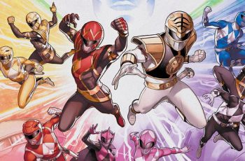 Power Rangers 50
