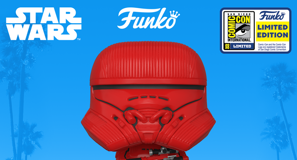 SDCC 2020: Day Two Funko Reveals