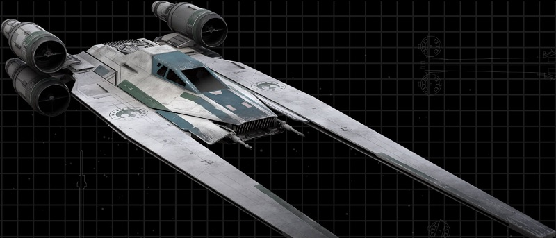 ships of Star Wars Squadrons