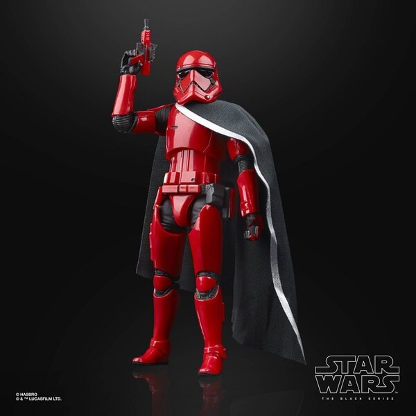 BLack Series; Star Wars; Hasbro; Captain Cardinal