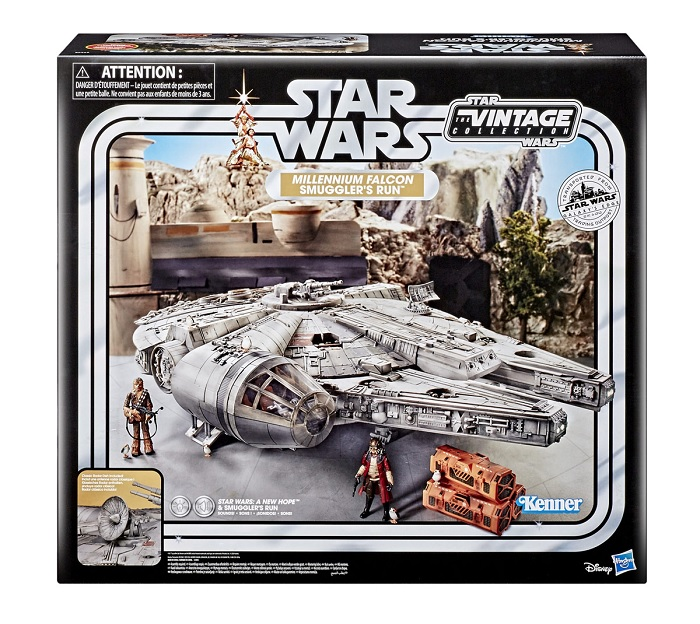 Galaxy's Edge; Millennium Falcon; Vintage Collection
