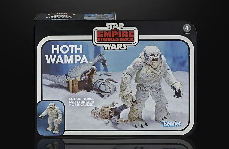 Hasbro: Heroes of Endor and Hoth Wampa The Black Series Figures Revealed