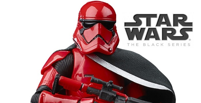 Captain Cardinal Joins Hasbro's Star Wars Black Series