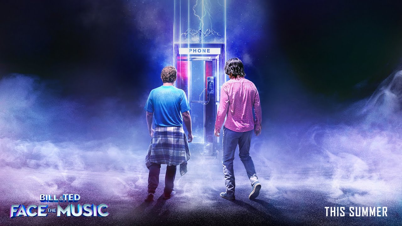 Bill & Ted Face the Music Rated PG-13