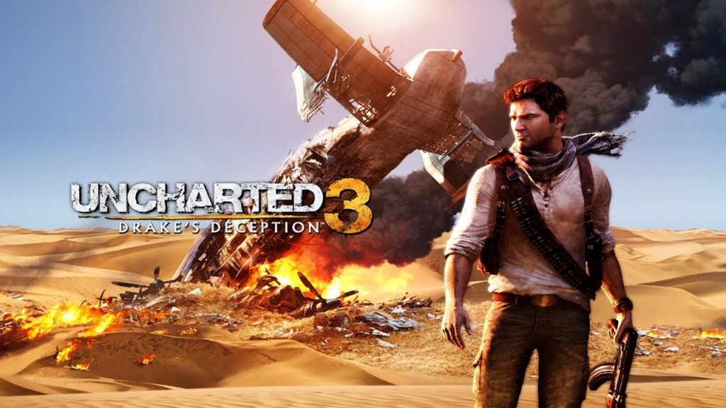 """Uncharted 3: Oh My God, I'm Stuck in a Desert"""
