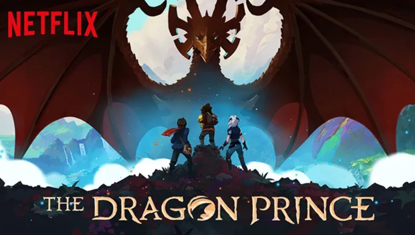 SDCC 2020: Watch 'Dragon Prince' Cast Narrate Upcoming Graphic Novel