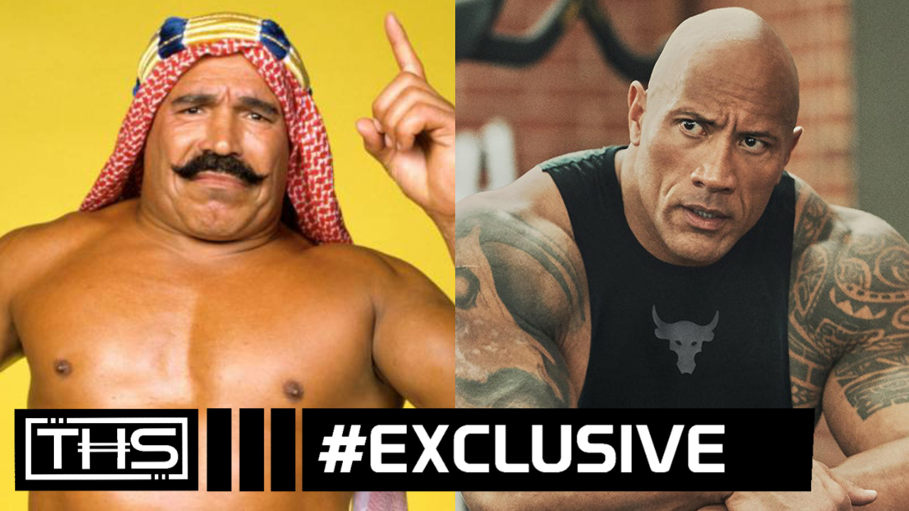 EXCLUSIVE: Young Rock Show To Feature Iron Sheik And More