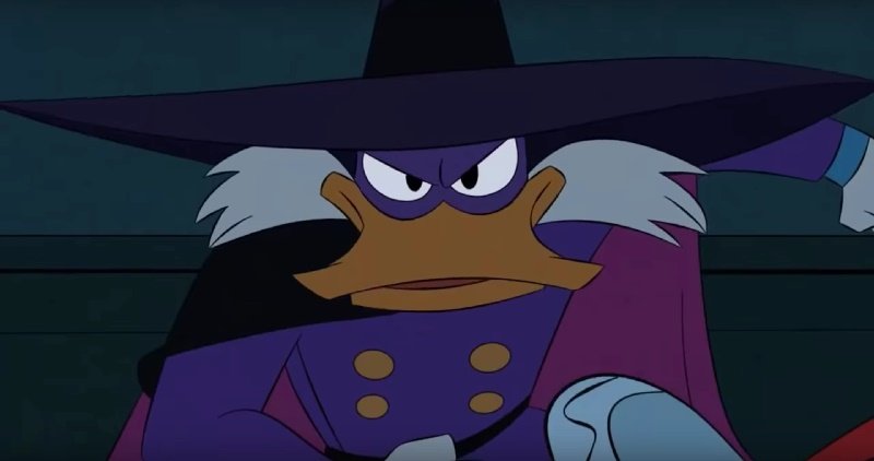 Darkwing Duck returns to Disney XD in a ONE HOUR SPECIAL
