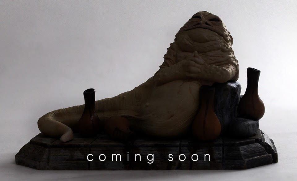 Regal Robot Jabba The Hutt Concept Maquette Replica Coming Soon