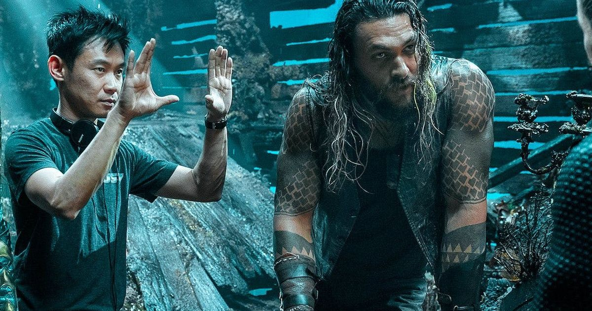James Wan Discusses Aquaman 2 at DC Fandome