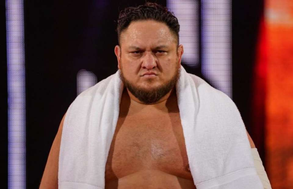 WWE: Please Get Samoa Joe In The Ring Against Seth Rollins